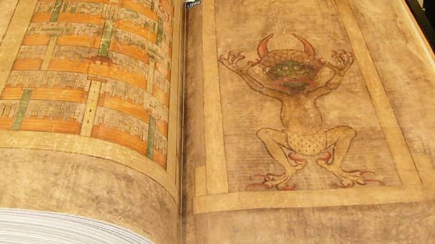 Spolupráci se Stockholmem chce Chrast založit na Ďáblově bibli