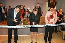 V Chrudimi byl otevřen nový Dětský domov se školou.