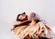 """Loutka baletky, tzv. """"Degaska""""."""