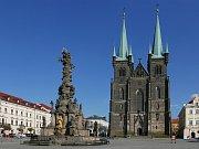 Chrudimský kostel aneb Hopsa hejsa do Škrovádu. Tak se nazýval zajímavý výlet do obce Škrovád.