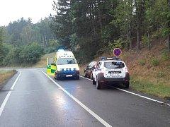 Během pondělní služby se skutečští strážníci zabývali hlavně nehodami.