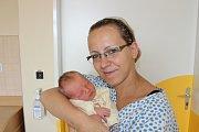 EMA HOLCOVÁ (2,99 kg a 46 cm) – tak se od 11.7. od 6:52 jmenuje první dcera Michaely a Tomáše z Hlinska.