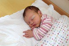 ANEŽKA ZITKOVÁ. Markéta a Petr ze Sobětuch se 29.8. v 9:09 stali poprvé rodiči. Jejich Anežka vážila 3,46 kg a měřila 51 cm.