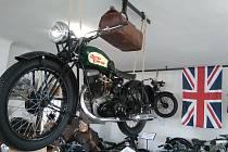 Muzeum historických motocyklů ve Svratouchu