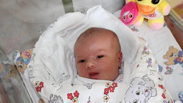 ELIŠKA KOSAŘOVÁ (3,47 kg a 50 cm) se poprvé ukázala rodičům Michalovi a Simoně z Holetína a sourozencům Danečkovi (8) a Kristýnce (5) 21.2. ve 13:19.