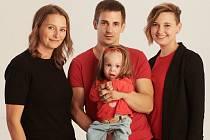 Dobrý anděl pomáhá rodinám z Chrudimska