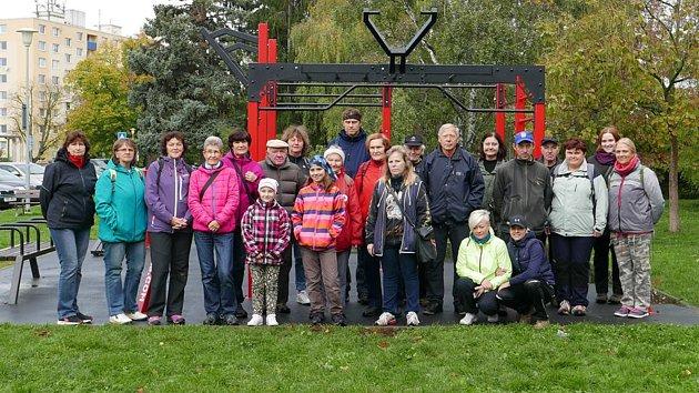 Chrudim uspořádala v sobotu již třináctý ročník Pochodu generací.