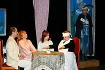 CANTERVILLSKÉ STRAŠIDLO pojali Chrudimáci jako komedii se zpěvy.