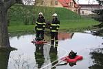 Ze zásahů Sboru dobrovolných hasičů Chrudim.