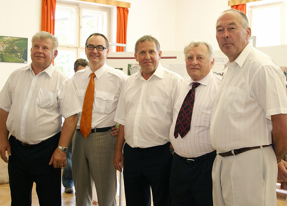 Obec Jenišovice na Chrudimsku slavila 920 let od první písemné zmínky.