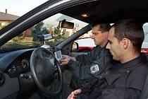 Městská policie Chrudim má novou přenosnou kameru.