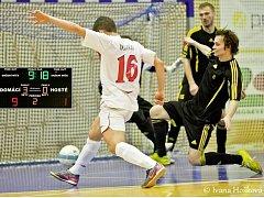 Z utkání Era-Pack Chrudim - 1. FC Nejzbach Vysoké Mýto.