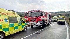 Nehoda u Přibylova