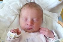 TEREZKA ŘÍHOVÁ (2,56 kg a 46 cm) je jméno první dcery Michaely a Ladislava z Hrochova Týnce. Narodila se 29.1. v 9:35.