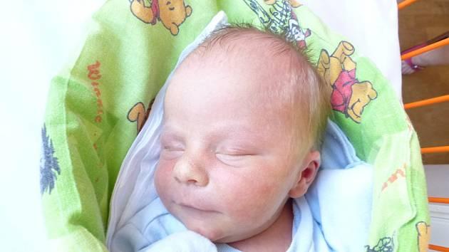 TEREZA NOVOTNÁ (3,01 kg a 47 cm) se narodila 2.11. v porodnici v Novém Městě na Moravě. Bydlet bude ve Skutči.