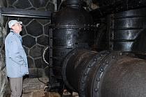 Den otevřených dveří dává každoročně šanci k prohlídce hráze a vnitřní technologie Sečské přehrady.