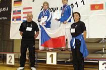 Ve Slovinsku Jakub Mucha získal bronzovou medaili. Bára Bukáčková vybojovala v katách bronzovou medaili a v kumite stříbro.