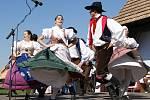 Veselý Kopec patřil tradičnímu posvícení, s nímž byly letos spojeny i Dny Pardubického kraje.