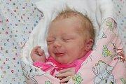 ANNA OTRADOVSKÁ. Zprvorozené dcery se radují Tomáš a Martina zOtradova. Na svět přišla 4.9. ve 21:59 s váhou 2,88 kg a mírou 49 cm.