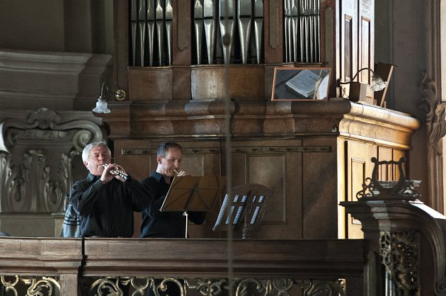 Hudební léto v kostele sv. Bartoloměje