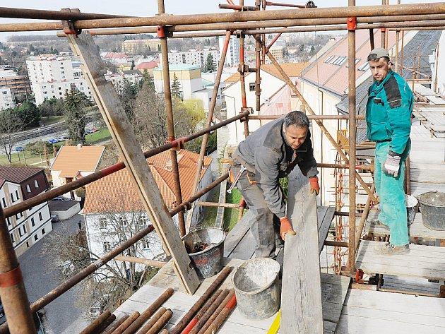 Loutkářské muzeum získá novou fasádu