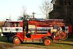 Výroční schůze hasičů Topol.