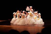 Baletky chtějí vytvořit rekord ve stoji na špičkách
