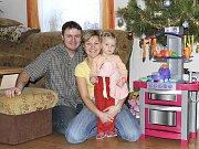 Jiří Stanko je prvním miminkem roku 2009. Na svět se podíval v sedmnáct hodin doma v Blatně, kdy vážil 3,30 kilogramu a měříl 49 centimetrů.