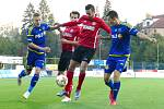 Zápas Chrudimi proti Jihlavě, 5.10.2018