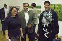 "Vernisáž výstavy ""Muzeum v říji"" v Regionálním muzeu Chrudim."
