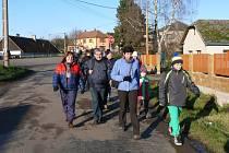 Vánoční přechod Železných hor - Expedice Krkaňka 97.