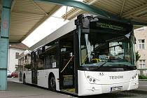 Nový autobus má k dispozici celkem 95 míst pro cestující.