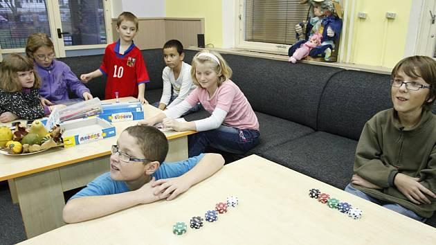 Den otevřených dveří v novém hlineckém zařízení pro děti a mládež Pohoda Cool.