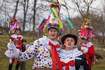 Vortová u Hlinska jako tradičně ožila masopustem. Tradice v obci je mnohaletá a místní lidé ji láskyplně udržují.