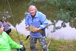 Rybáři závodili v Travné