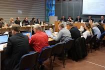 Zastupitelé jednali o nové podobě územního plánu.