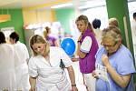 Návštěvníci Dne Chrudimské nemocnice mohli nakouknout do míst, kam by se nikdy nepodívali.