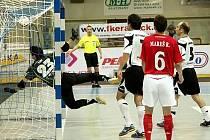 Era–Pack Chrudim prohrál v závěrečném utkání základní skupiny UEFA Futsal Cupu s Iberia Star Tbilisi 0:5 a ve skupině tak obsadil druhé postupové místo.