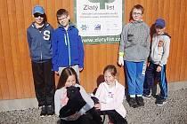 Úspěšný tým Základní školy Krouna prokázal v Pasíčkách své znalosti a dovednosti