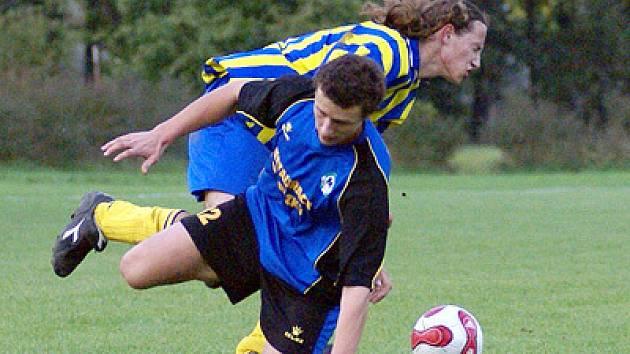 Tatran Miřetice vyhrál v Rosicích 3:0.