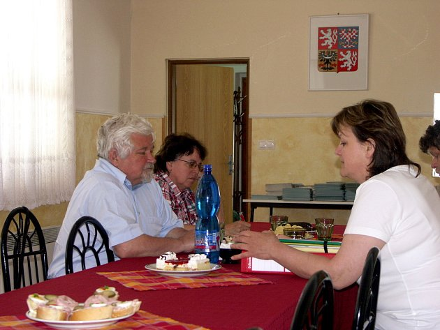 Senátor Petr Pithart navštívil Tisovec.