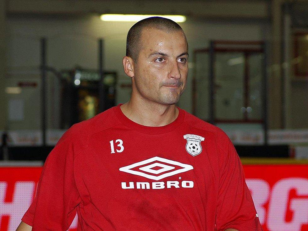 Futsalista Era-Packu Radek Mikan.