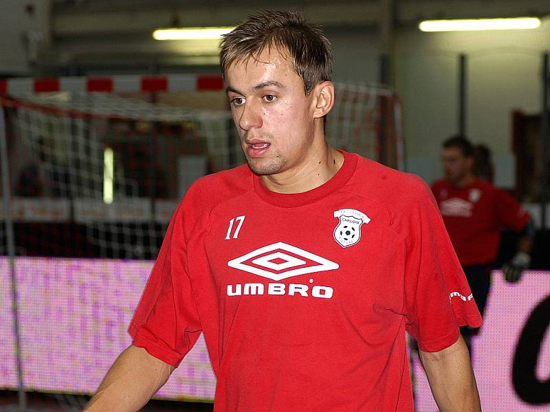 Futsalista Era-Packu Lukáš Rešetár.
