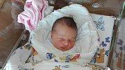 AGÁTA POSKOČILOVÁ (3,48 kg a 51 cm) –  tak se od 9.12. od 12:11 jmenuje první dcera Lukáše a Gábiny z Tuněchod.