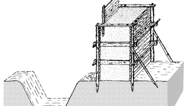 Topol - rekonstrukce opevnění slezskoplatěnické fáze