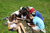 Úkoly prověřily široké znalosti i dobrý čich a hmat.