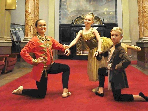 9. ročník Gala evropských baletních škol v divadle J.K.Tyla v Plzni