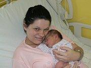 ELEN EGEROVÁ (3,23 kg a 49 cm) je od 30.12. od 13:44 prvorozenou dcerou Evy a Miroslava z Pardubic.