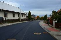 Hradišťská ulice v Nasavrkách