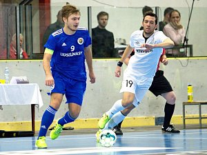 Futsalová Liga mistrů: FK ERA-PACK Chrudim - LSM Lida.